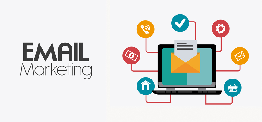 Marketing Email Template Design